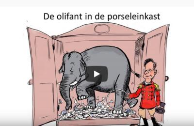 De olifant in de porseleinkast
