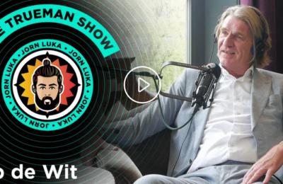 The Trueman Show #24 met Prof. Dr. Bob de Wit