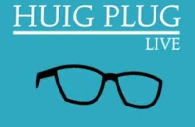Huig Plug LIVE#49. Huig ontmoet Paul Abels, kwelgeest van Pieter Omtzigt.