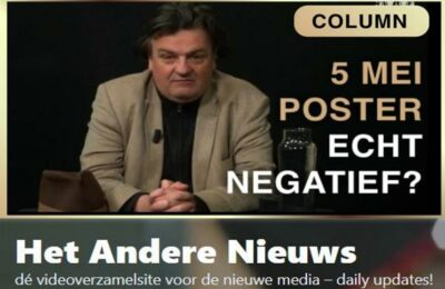 Column #59Ab Gietelink – Was de 5 mei poster echt zo fout?