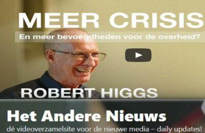Meer crisis, dus meer bevoegdheden voor de Overheid? – Nederlands ondertiteld