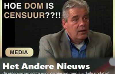 Het omzeilen van censuur – Karel Beckman met Marc van den Broek