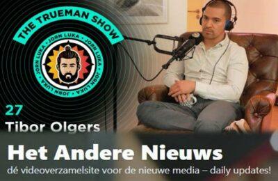 The Trueman Show #27 met Tibor Olgers