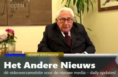 Henry Kissinger & Bill Gates roepen op tot massavaccinatie en wereldbestuur – Nederlands ondertiteld