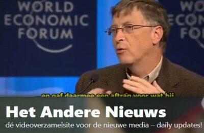 Het plan van Bill Gates om de wereld te vaccineren – Nederlands ondertiteld
