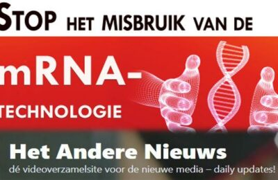 Stop het misbruik van mRNA-technologie!