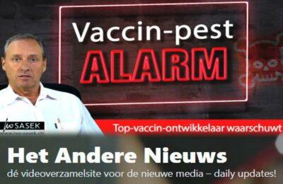 Vaccin-pest-alarm: Top-vaccin-ontwikkelaar waarschuwt! – Nederlands ondertiteld