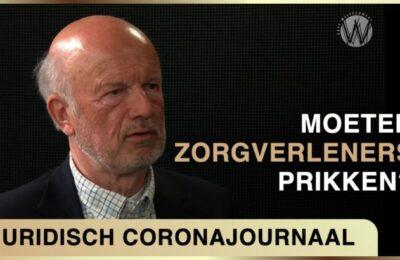 Moeten zorgverleners prikken? – Juridisch coronajournaal #7