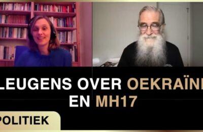 Leugens over Oekraïne en MH17 – Elze van Hamelen met Ray McGovern