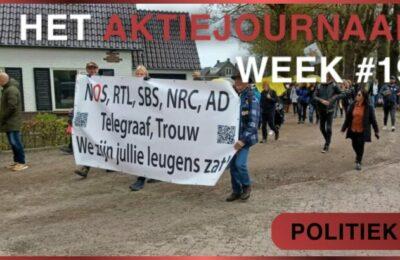 Het AktieJournaal week #19 met Michel Reijinga