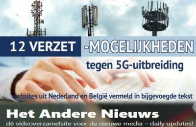 12 verzet-mogelijkheden– tegen uitbreiding 5G