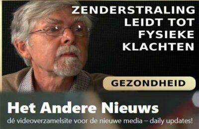Zenderstraling leidt tot fysieke klachten – Jan van Gils met Maarten Spaargaren
