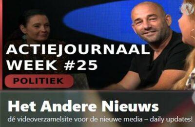 Actiejournaal week #25 – Martina Groenveld met Michel Reijinga en Sascha Beentjes