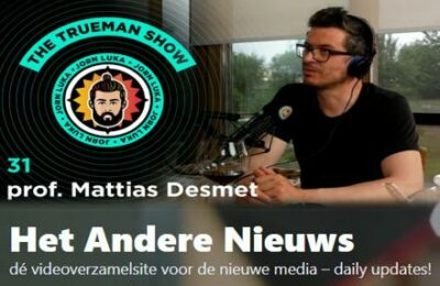 The Trueman Show #31 prof. Mattias Desmet