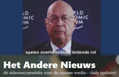 Klaus Schwab: Overheden spelen een leidende rol – Nederlands ondertiteld