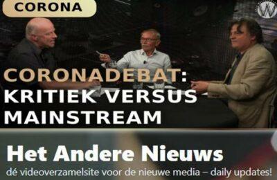 Coronadebat: Kritiek vs Mainstream. Ab Gietelink met Maarten Keulemans en John Jansen van Galen # 62