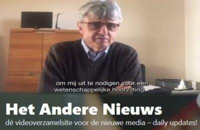 Oproep van Geert vanden Bossche aan WHO collega's – Nederlands ondertiteld