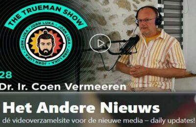 The Trueman Show #28 met Coen Vermeeren