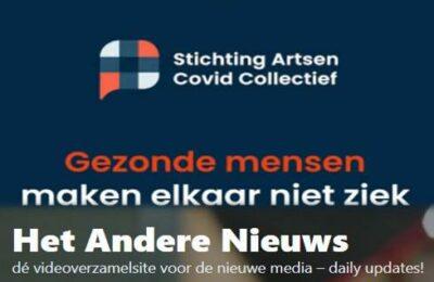 Gezonde mensen maken elkaar niet ziek! – Nederlands Artsen collectief