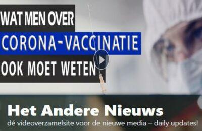 Wat u ook moet weten over de coronavaccinatie