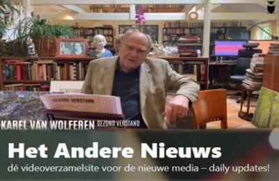 Karel van Wolferen: 'Wat momenteel over ons heen komt, is een nieuwe misdaad'