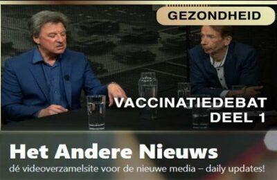 # 1 Het grote Corona-Vaccinatiedebat: Geen reden om door te gaan met vaccineren