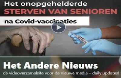 Het onopgehelderde sterven van senioren na Covid-vaccinaties