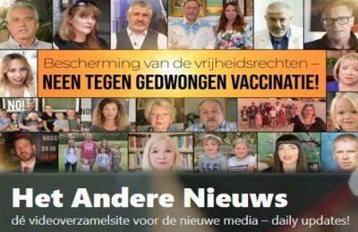 Bescherming van de vrijheidsrechten, neen tegen gedwongen vaccinatie! – Nederlands ondertiteld