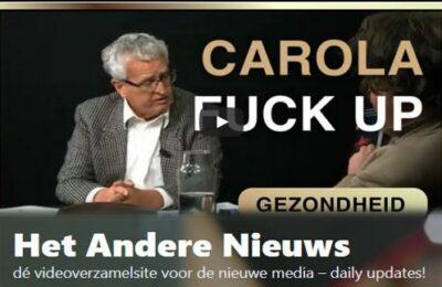 Carola, Kantelmoment en Fuck up. Ab Gietelink interviewt Luc Sala