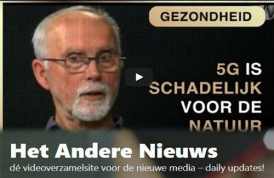 Jan van Gils met Henk Kieft – 5G en schade aan de natuur