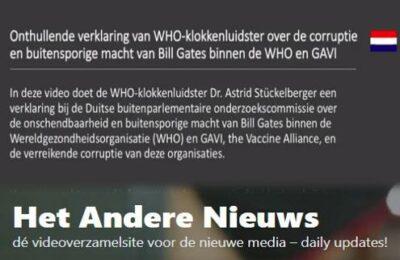 WHO Klokkenluider over de corruptie en macht van Bill Gates – Nederlands ondertiteld