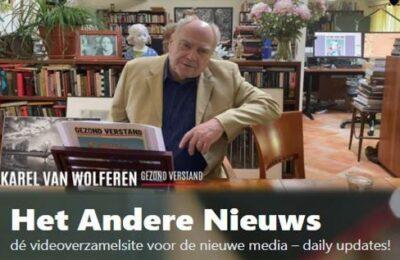Karel van Wolferen: De PCR-verminking van onze kinderen.