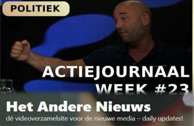 Actiejournaal week # 23 – Martina Groenveld met Michel Reijinga