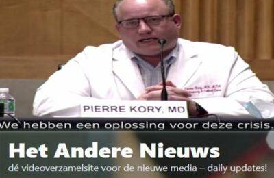 """Ivermectine , Dr. Pierre Kory:  """"We have a solution to this crisis."""" We hebben een oplossing voor deze crisis – Nederlands ondertiteld"""