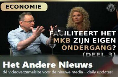 """MKB-debat """"Faciliteert het MKB zijn eigen ondergang?"""" (deel 3)"""
