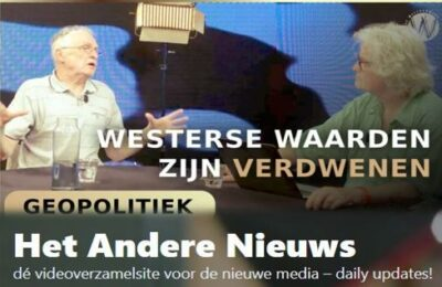 Westerse waarden zijn verdwenen – Kees van der Pijl en Stan van Houcke