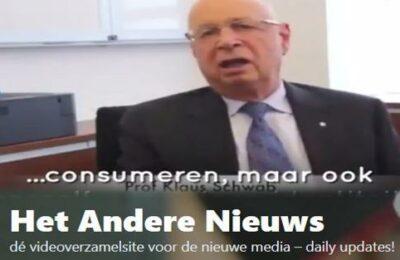 Klaus Schwab heeft een geweldige boodschap voor de wereldbevolking (not!) – Nederlands ondertiteld