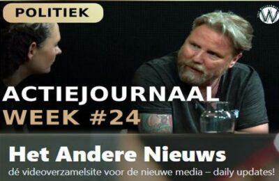 Actiejournaal week # 24