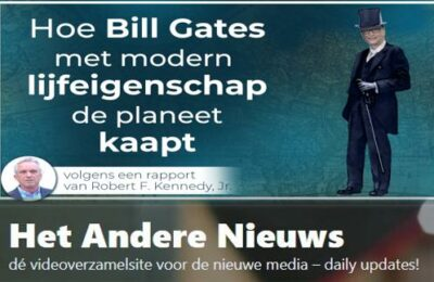 Hoe Bill Gates met modern lijfeigenschap de planeet kaapt
