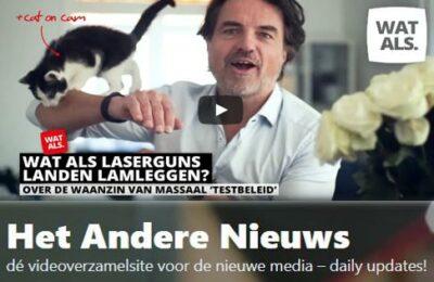 Stefan Noordhoek: WAT ALS laserguns landen lamleggen?