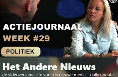 Actiejournaal week 29 – Sanne van Beek met Michel van Reijinga