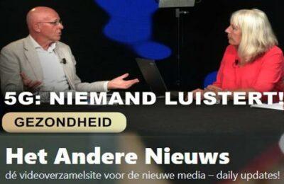 5G: Niemand luistert! – Jan van Gils met Rob Verboog en Vera Verhagen