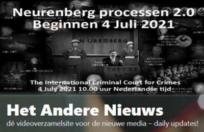 BREAKING: Neurenberg processen 2.0 beginnen 4 juli!
