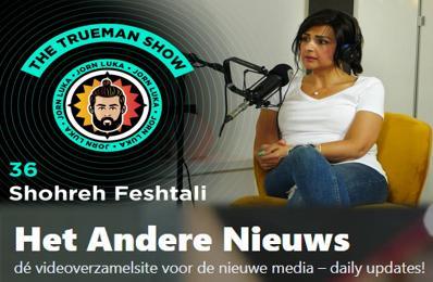 The Trueman Show # 36 Shohreh Feshtali