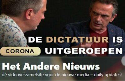 De dictatuur is uitgeroepen – Erik van der Horst met Pieter Stuurman