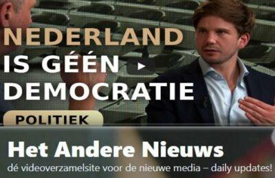 Nederland is géén democratie – Erik van der Horst met Gideon van Meijeren