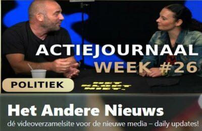 Actiejournaal week # 26 – Martina Groenveld met Michel Reijinga