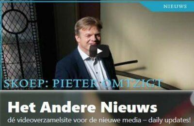 Pieter Omtzigt stapt over naar … kijk snel deze video met het nieuws van de dag