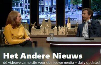 Thierry Baudet in gesprek met Sietske Bergsma (moederhart)