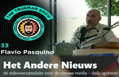 The Trueman Show # 33 Flavio Pasquino